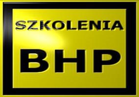 Szkolenia bhp - szkolenia ppoz