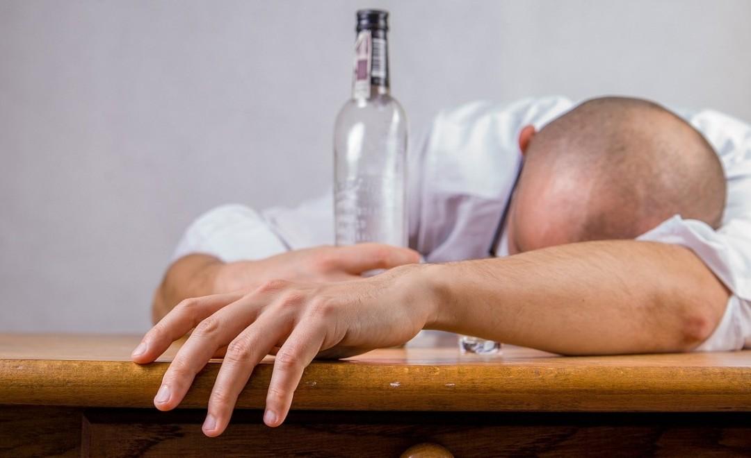 Wypadek w pracy pijanego pracownika
