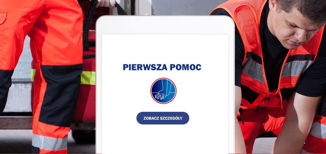 PIERWSZA POMOC – darmowy e-book
