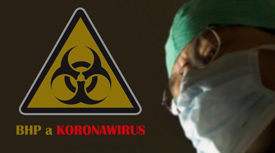 Koronawirus wytyczne postępowania i zasady BHP w zetknięciu z SARS-CoV-2