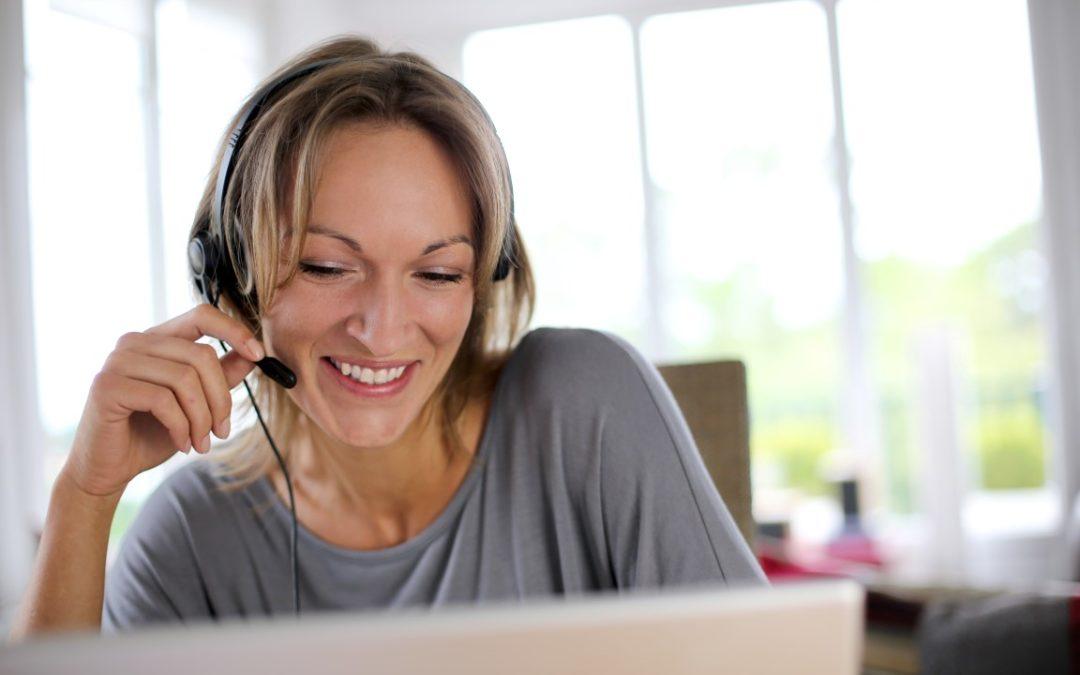 Bezpieczne szkolenia – za pomocą telekonferencji